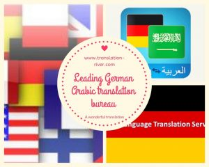 Leading German Arabic translation bureau 50% off